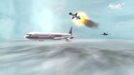 Arabia Saudita mostró cómo podría derribar un avión de pasajeros de Qatar