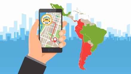 Infografía | Aplicaciones para taxi: esta es la situación en otros países