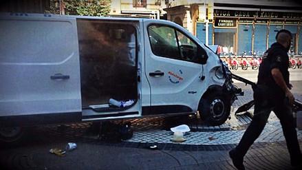 Terrorismo de bajo costo: el ataque en Barcelona y otros atentados con autos