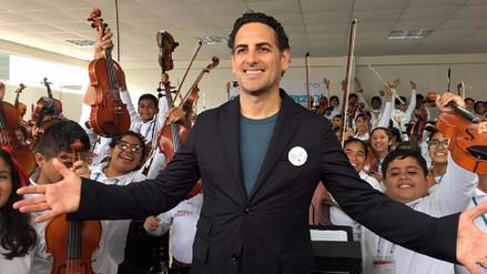 Juan Diego Flórez recaudó más de un millón de soles para damnificados