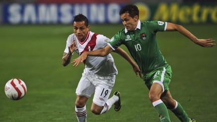 Bolivia presentó su lista de convocados para enfrentar a Perú y Chile