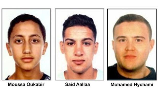 ¿Quiénes fueron los autores de los ataques en Barcelona y Cambrils?