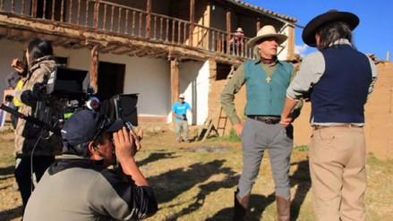 Presentan película 'Pueblo Viejo', filmada en la sierra central del Perú