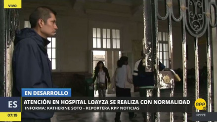 Las enfermeras se reincorporaron a sus labores tras la suspensión de la huelga