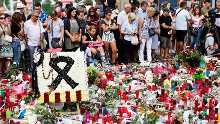 Estas son las víctimas mortales identificadas de los atentados en Barcelona
