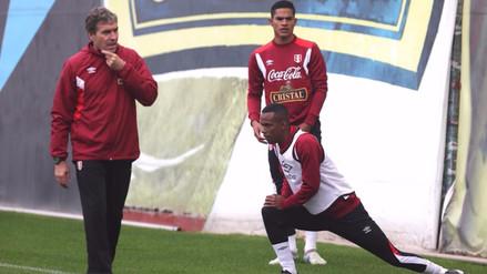 Iniciaron los entrenamientos de la Selección Peruana en la Videna