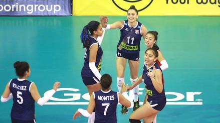 Selección Peruana Sub 18 de Voleibol venció a China en el Mundial