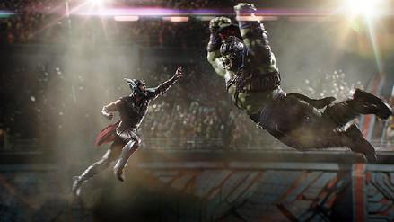 Fotos | Marvel revela nuevas fotografías de Thor: Ragnarok