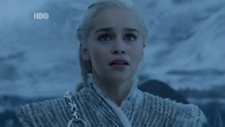 Game Of Thrones   Daenerys habló de la escena en que murió Viserion