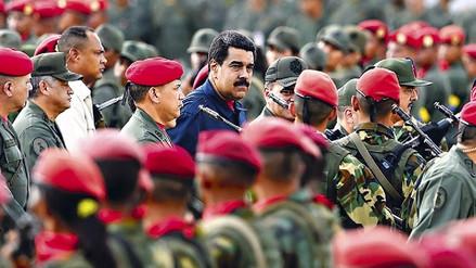 Maduro: Venezuela ha construido una fortaleza militar junto a Rusia