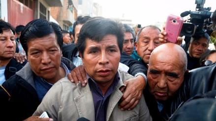 ¿Quién es Pedro Castillo, el dirigente que lidera la huelga de maestros?