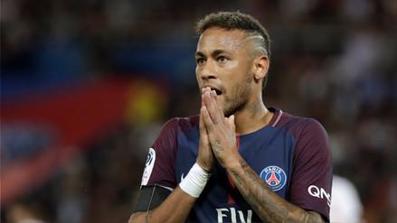El PSG respondió a la denuncia del Barcelona hacia Neymar