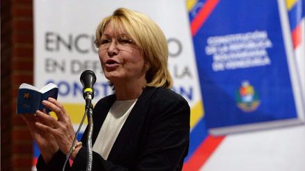 Colombia anunció que la exfiscal de Venezuela está bajo su protección