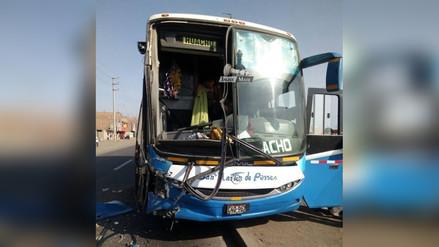 Excesiva velocidad de conductores provocaron accidentes en Huaral