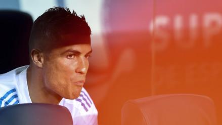Cristiano Ronaldo 'explotó':