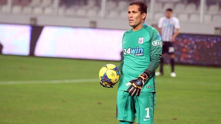 Leao Butrón fue convocado a la Selección Peruana por la lesión de Pedro Gallese