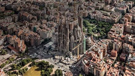 Terroristas de Cataluña planeaban atentado con explosivos en la Sagrada Familia