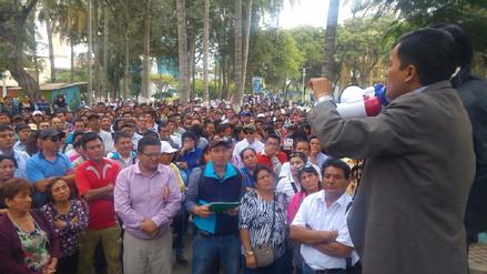 Profesores de Piura aseguran que no se oponen a la evaluación