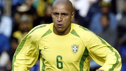 Decretan tres meses de prisión al ex jugador brasileño Roberto Carlos