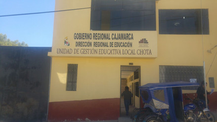 39 mil alumnos de la provincia de Chota pierden clases por huelga