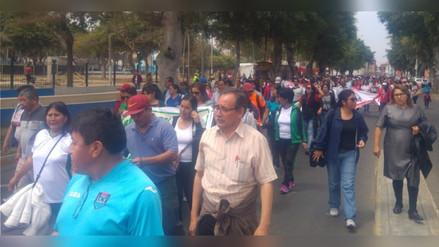 Trujillo: desde setiembre descontarán sueldos a maestros huelguistas