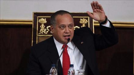 Diosdado Cabello negó haber recibido dinero de Odebrecht y pidió investigación