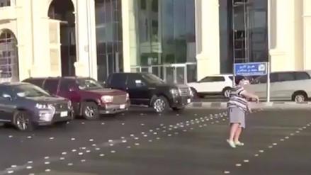 Un adolescente fue detenido por bailar la Macarena en Arabia Saudita