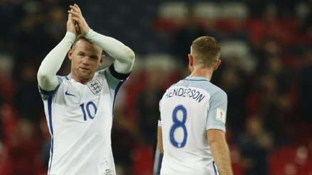Los 5 mejores goles de Wayne Rooney con la camiseta de Inglaterra