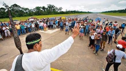Comunidades nativas paralizarán Lote 192 si no hay consulta previa