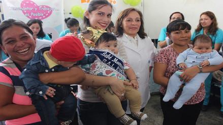 """Bebé de cinco meses ganó concurso regional del """"Rey mamoncito 2017 de EsSalud"""""""