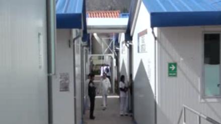 Hospital Antonio Lorena continúa funcionando pese a ser declarado en alto riesgo