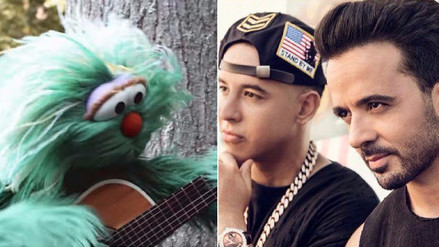Plaza Sésamo versiona en YouTube el tema 'Despacito'