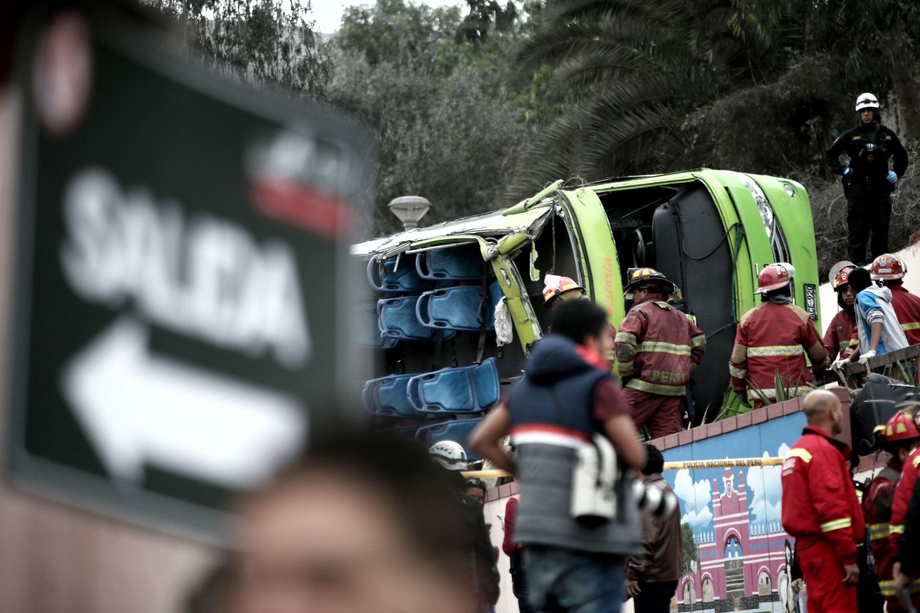 """""""Los peruanos mueren más por los accidentes de tránsito que por la inseguridad ciudadana"""""""