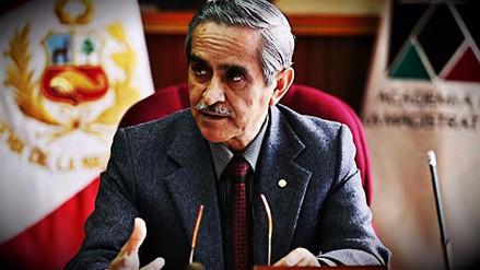 La Comisión de Justicia citó a Duberlí Rodríguez por extradición de Alejandro Toledo