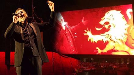 Revive la noche donde la voz de System of a Down cantó un tema de 'GOT'