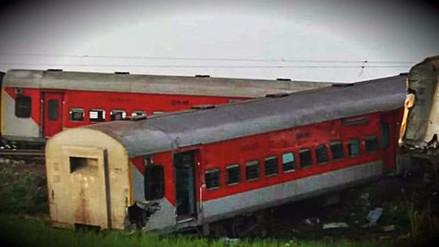 Nuevo descarrilamiento de tren deja al menos 70 heridos en la India