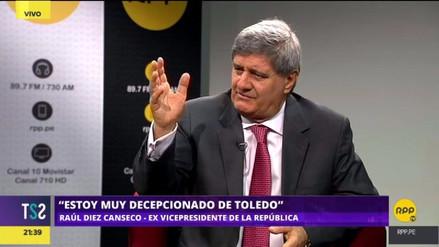 Raúl Diez Canseco: