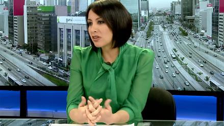 Gabriela Frías: Empresarios peruanos demandan mayor confianza
