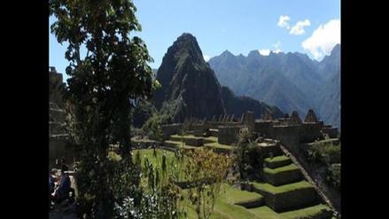 Turismo a Machu Picchu incrementó solo un 2% entre mayo y julio