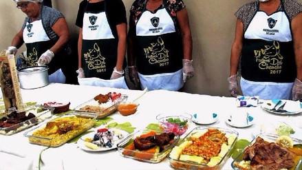 Diez mil platos se esperan vender en VI Festival del Chancho en Zaña