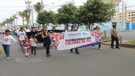 Alistan marcha de hombres contra el feminicidio y maltrato contra la mujer