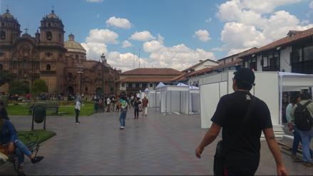Este viernes 25 se inicia la Feria del Libro en la ciudad del Cusco