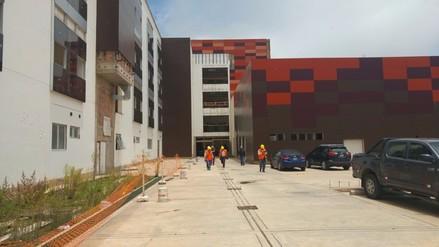 Construcción y equipamiento del hospital Antonio Lorena no concluirá este año