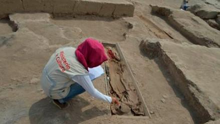Hallan cementerio chino del siglo XIX en Huaca de Santa Anita
