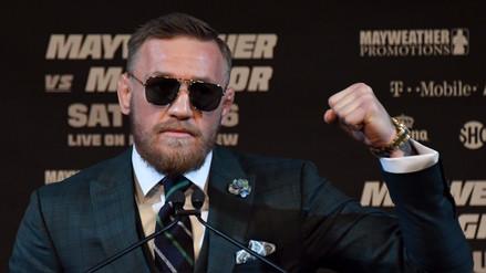 Conor McGregor, el hombre que cambió el fútbol por el éxito en la UFC