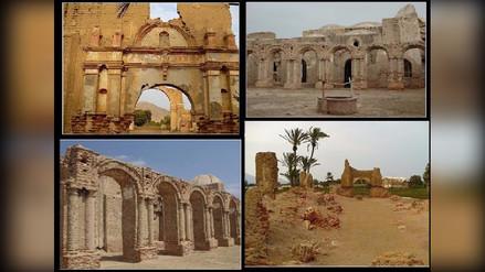 Declaran de necesidad pública puesta en valor de restos arqueológicos de Zaña