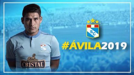 Irven Ávila renovó contrato con Sporting Cristal por dos temporadas más