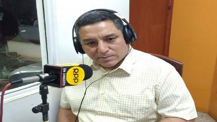 """Garcés: """"Descolmatación del río Piura por S/ 350 millones no sirve para nada"""""""