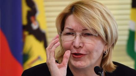 La exfiscal de Venezuela Luisa Ortega regresó a Colombia