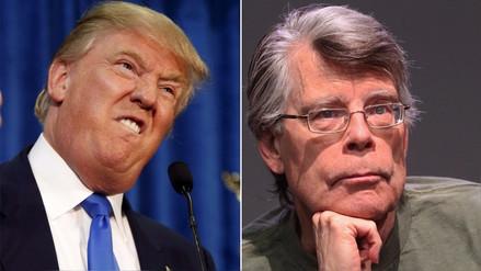 Twitter | Donald Trump bloquea a Stephen King y él le responde